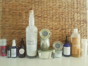 personal care product makeover